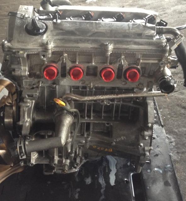 2005 Toyota Camry Engine