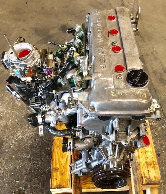 Nissan Frontier Xterra 2 4l Engine 2001 2002 2003 2004 A