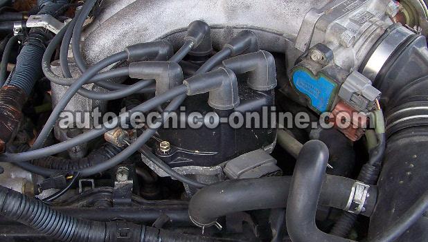 Spark Ranger Plug Order Ford Firing 40l 1994 Diagram