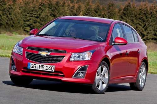 Chevrolet Cruze Hatchback 2013 Отзывы