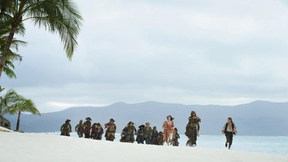 «Пираты Карибского моря: Мертвецы не рассказывают сказки»