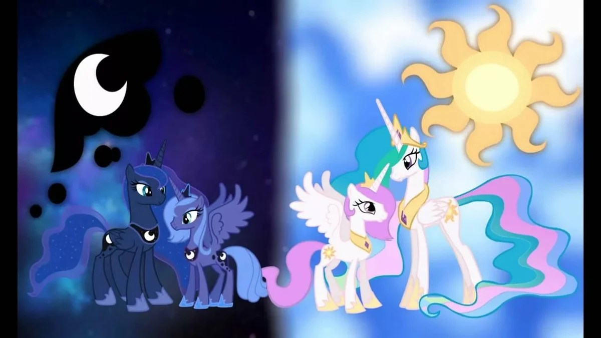 mlp celestia and luna parents - 1024×612