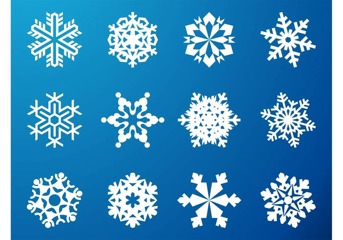 images of snowflakes - 1024×765