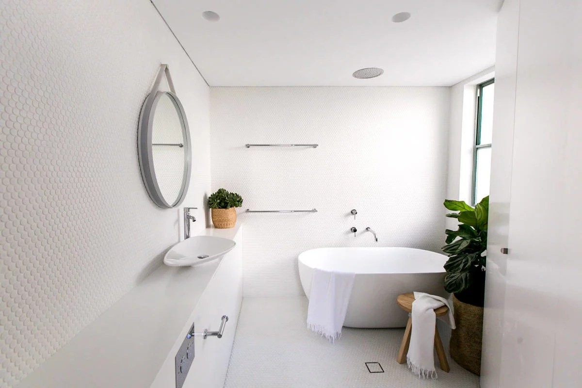 beautiful white bathrooms - HD1200×800