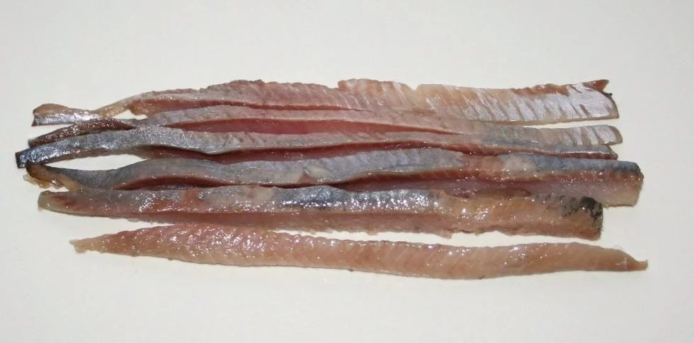 Cut herring