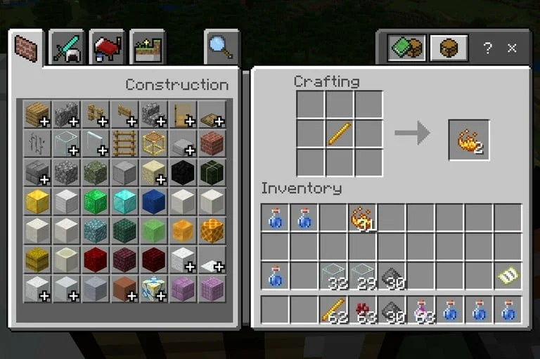 How to make potions in Minecraft. o_0