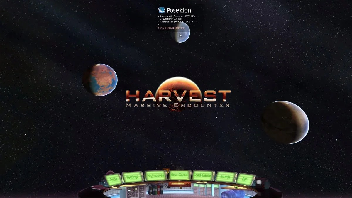 Captura de pantalla del juego Harvest - Massive Encounter