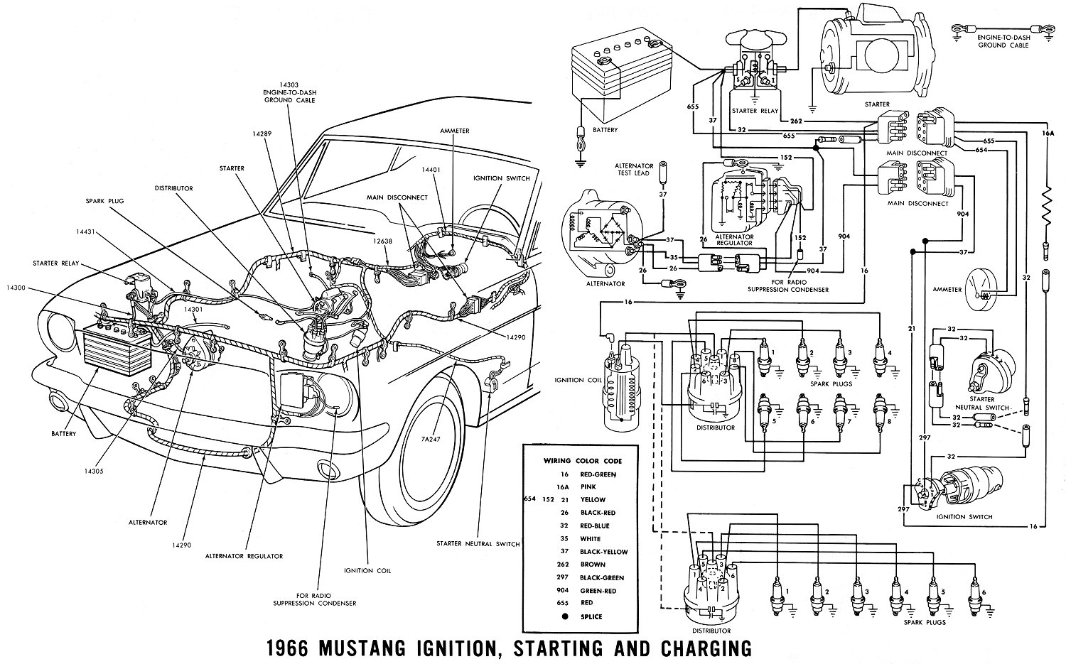 [SCHEMATICS_4PO]  47581 66 Mustang Tachometer Wiring Diagram | Wiring Library | 1966 Mustang Tachometer Wiring |  | Wiring Library
