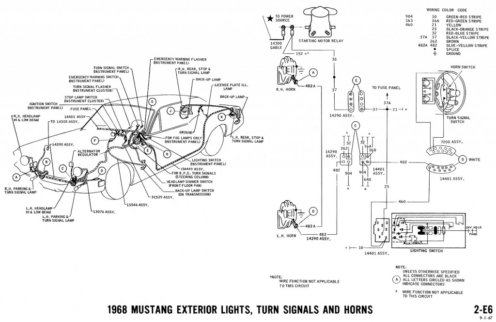 1968 Chevelle Dash Wiring Diagram With Gauges