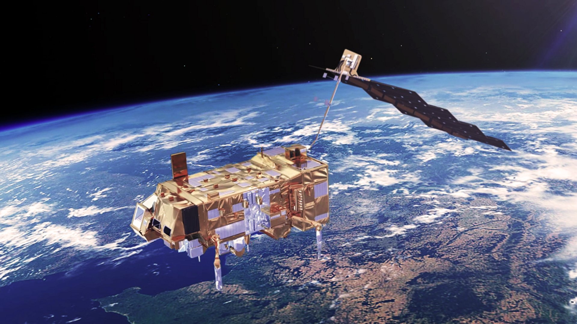 Metop C Weather Satellite Successfully Launched