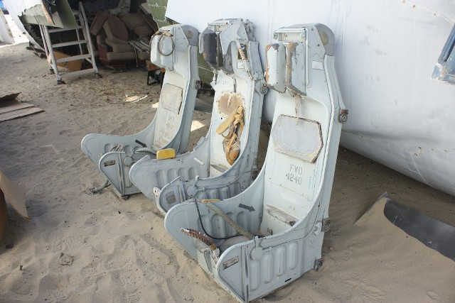 Ejection Sale Seat