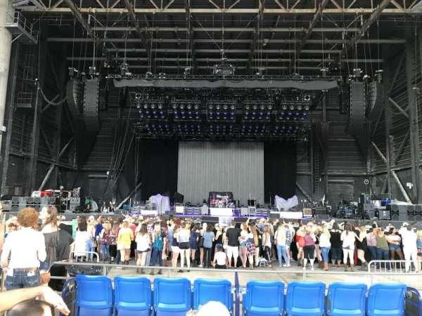 Tampa Amphitheatre General Seating