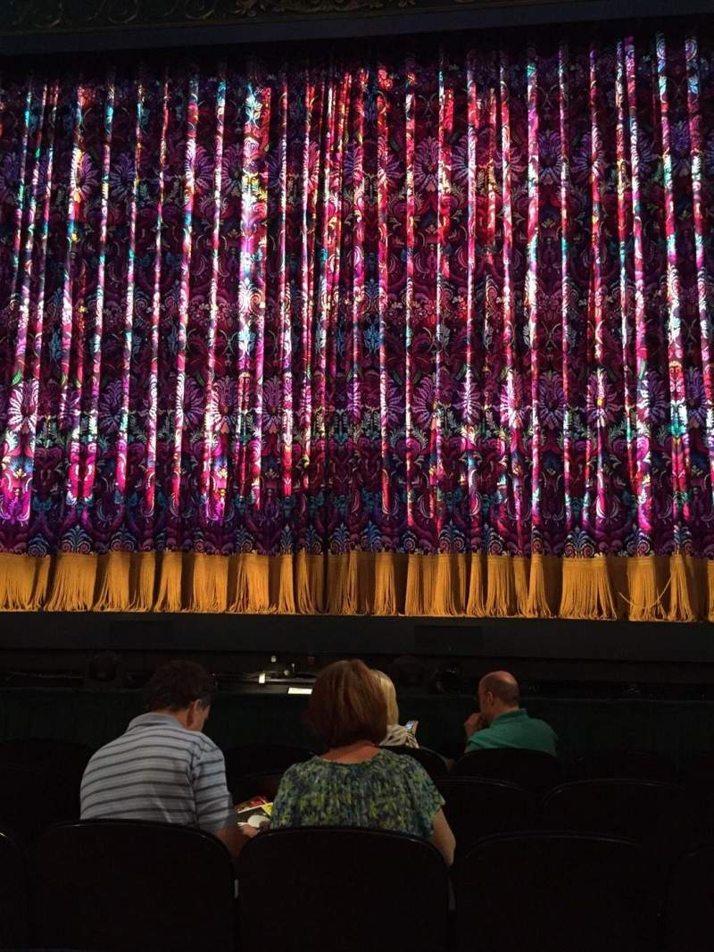 Lunt Fontanne Theater Good Seats