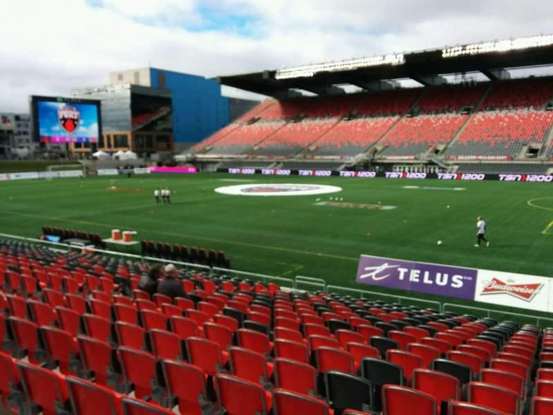 Photos At Td Place Stadium