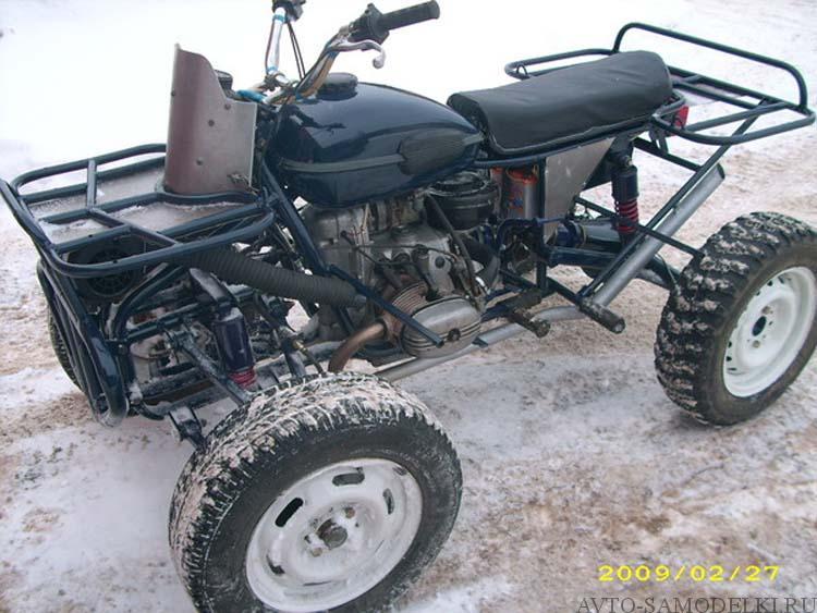 firhjuling