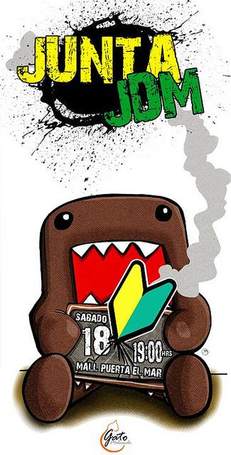 Logotipo JDM.