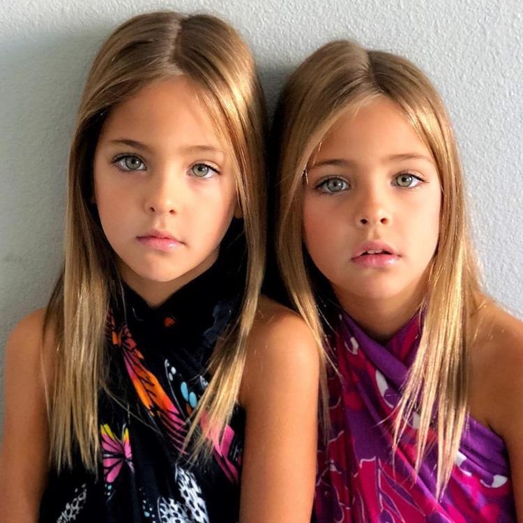 Conheça as irmãs gêmeas consideradas as mais lindas do mundo