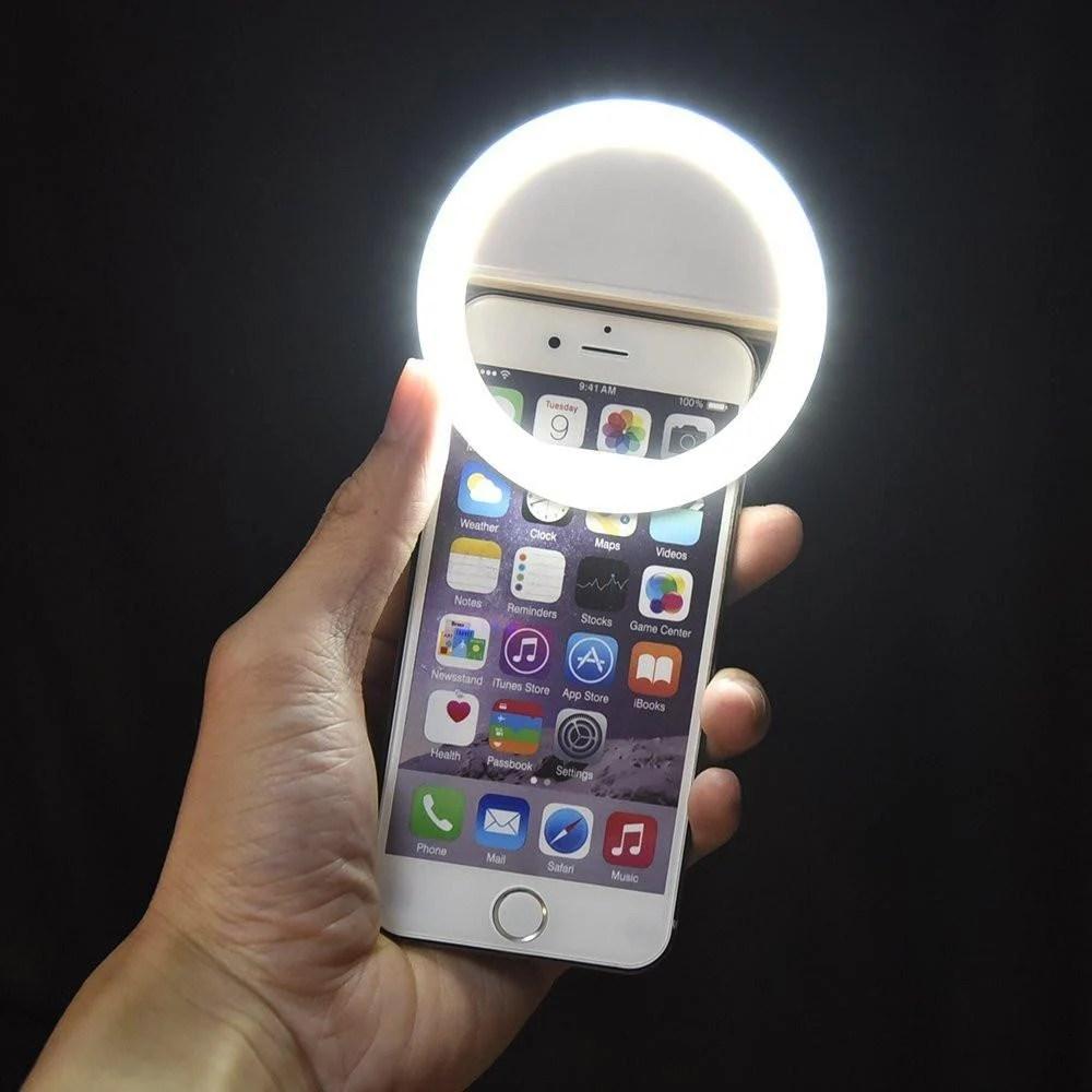 Ring Light Phone