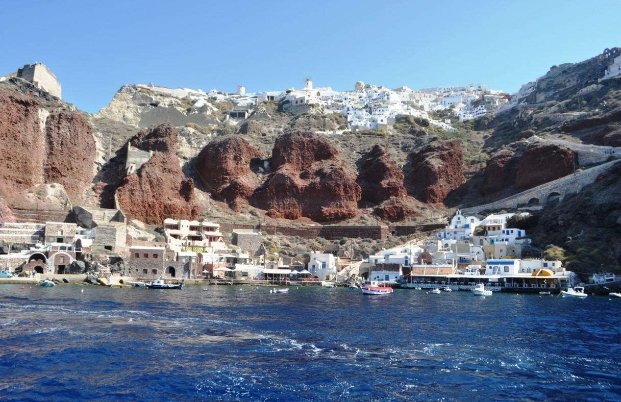 Aegean Wonder Santorini Tours Aw Santorini Boat Tours