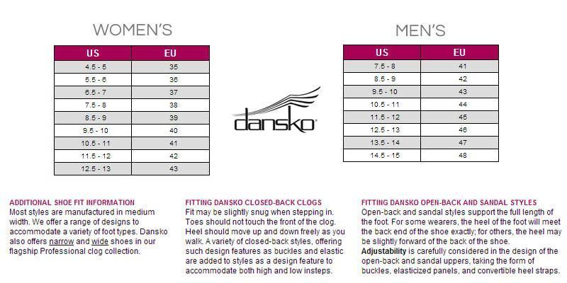 Dansko Official Site