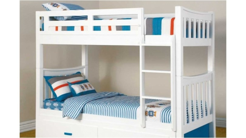 Buy Melody King Single Bunk Bed   Harvey Norman AU Melody King Single Bunk Bed