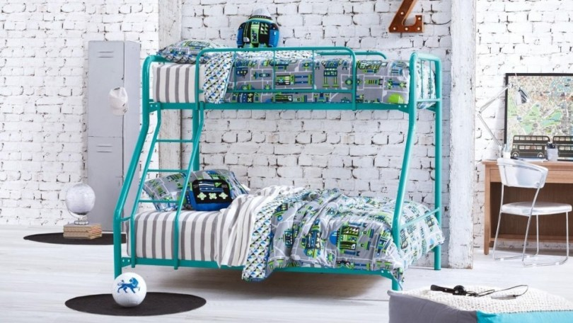 Buy Trio Bunk Bed   Harvey Norman AU Trio Bunk Bed