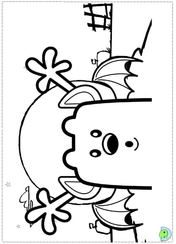 wow wow wubbzy coloring pages # 20