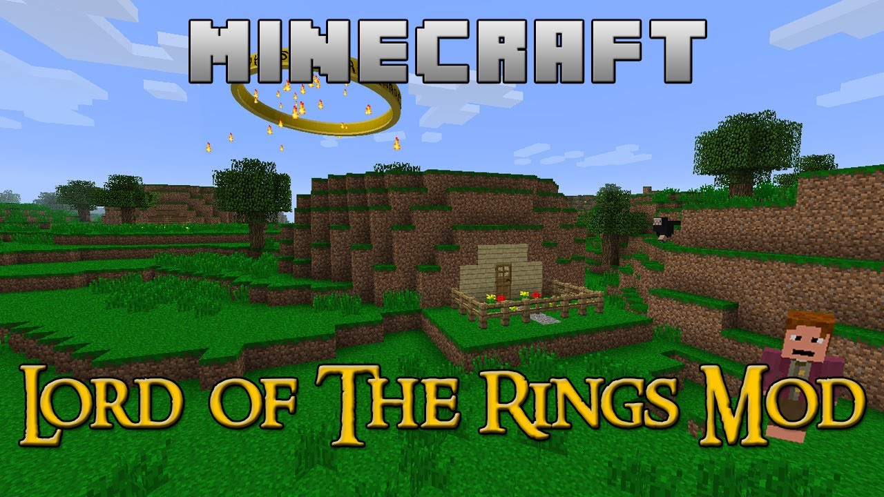 Rings 7 1 Minecraft 2 Lord Mod