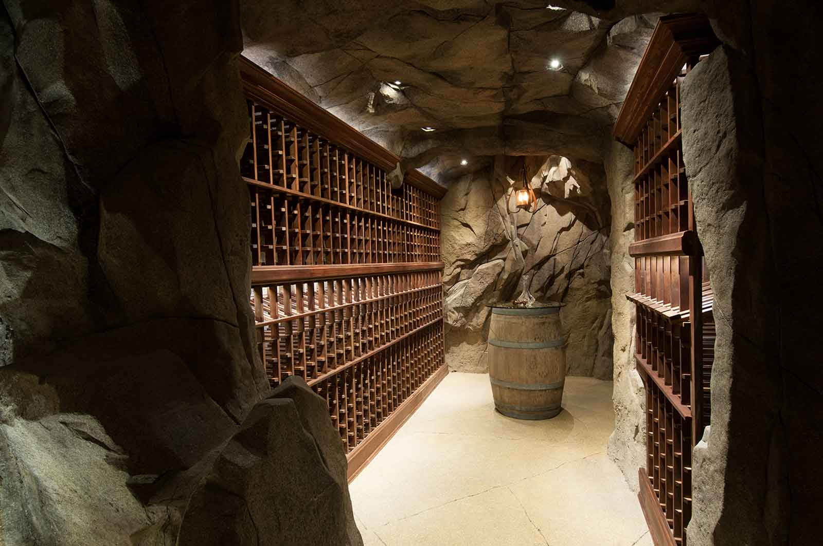 Wine Cellars Azuro Concepts