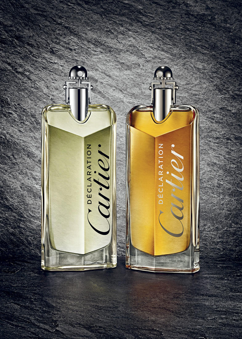 D    claration  A New Cartier Perfume for Men