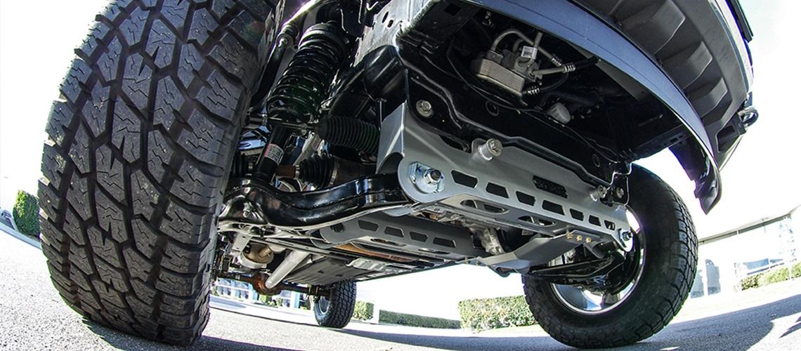Dodge Leveling Dually Kit 2002