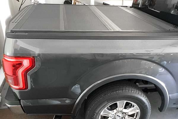 Bakflip Mx4 Tonneau Cover Matte Black Low Profile