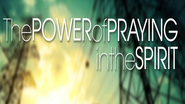 The Power of Praying in the Spirit on Vimeo