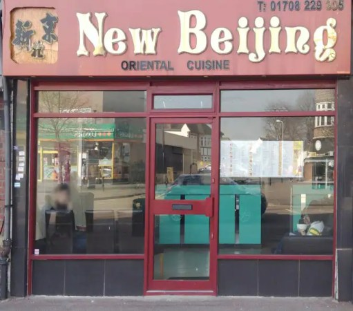 New Beijing Menu  Menu for New Beijing  Upminster  London   Zomato UK