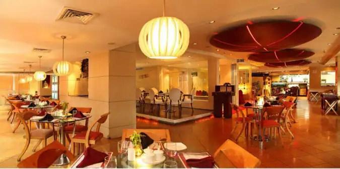 Chinese Food Buffet Restaurant