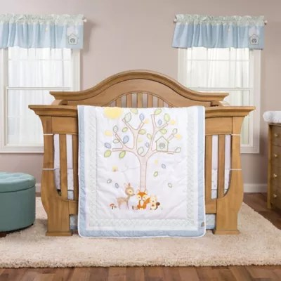 Trend Lab 174 Forest Tales Crib Bedding Collection Buybuy Baby