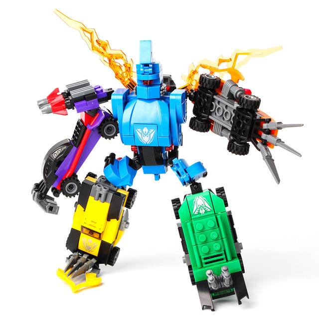 Φωτεινό ρομπότ