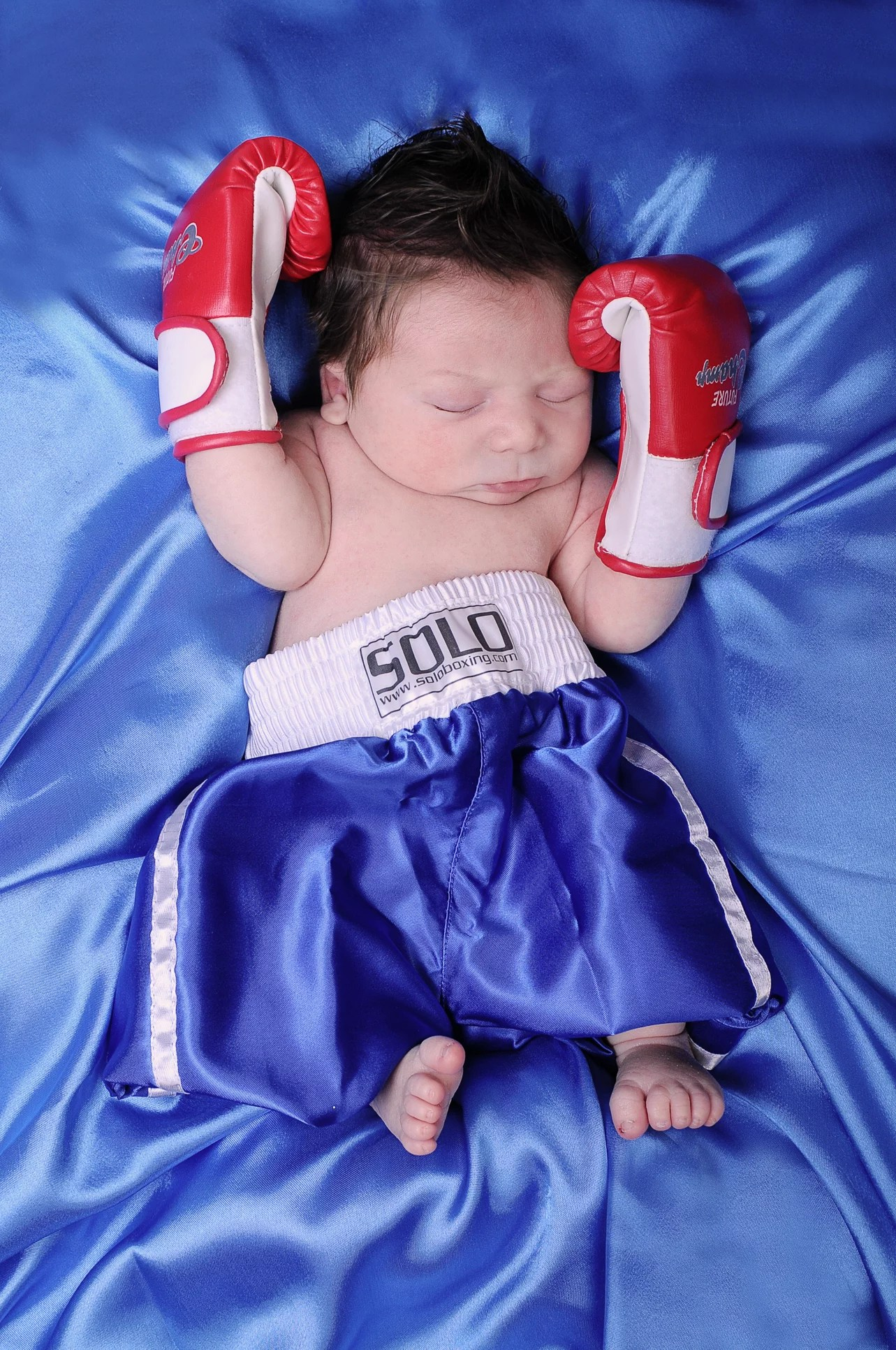 Newborn Photography Frederick Md Baby C Baby Face