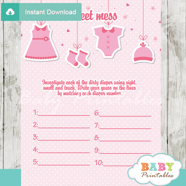 Boy Girl Baby Shower Ideas
