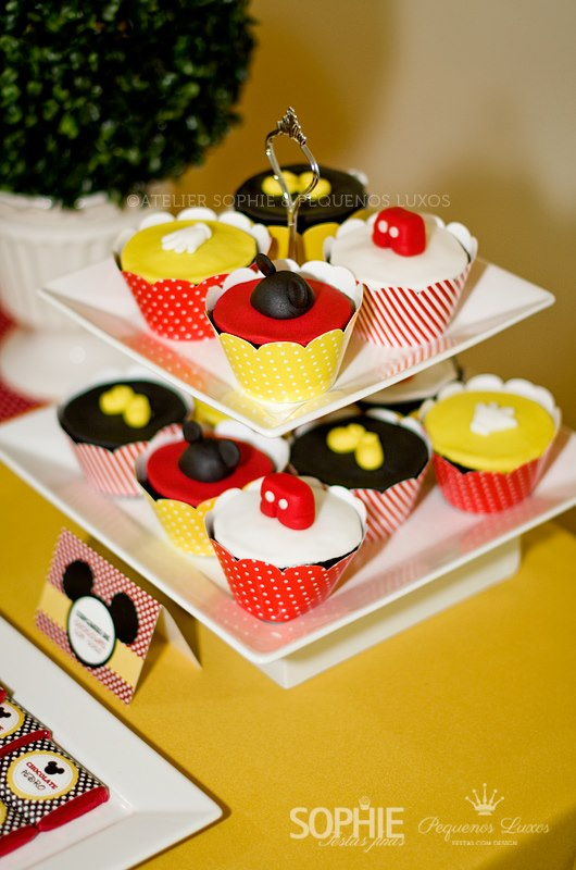 Party Mickey Clubhouse Ideas