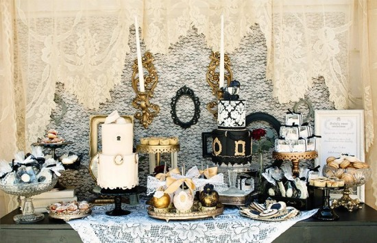 Vintage Victorian Baby Shower Baby Shower Ideas Themes