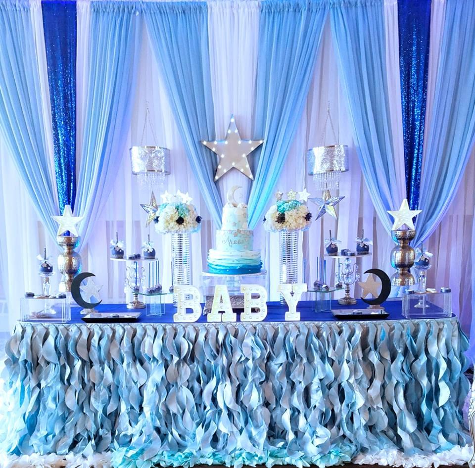 Led Blue Light Bar