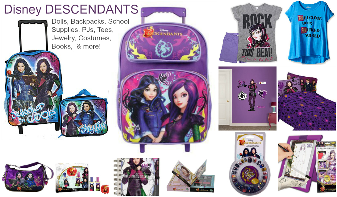 Descendants Wicked World Jewelry