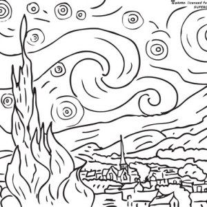 cool coloring pages to print # 10