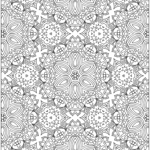 very detailed coloring pages # 11