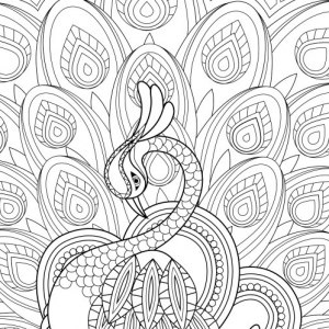 coloring pages to print for adults # 27