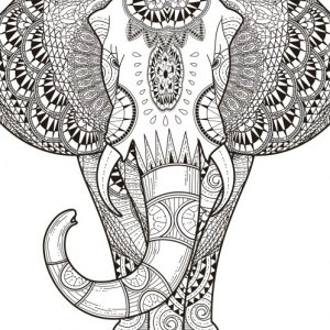 coloring pages to print for adults # 55