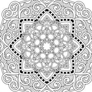 free coloring pages for adults printable # 6