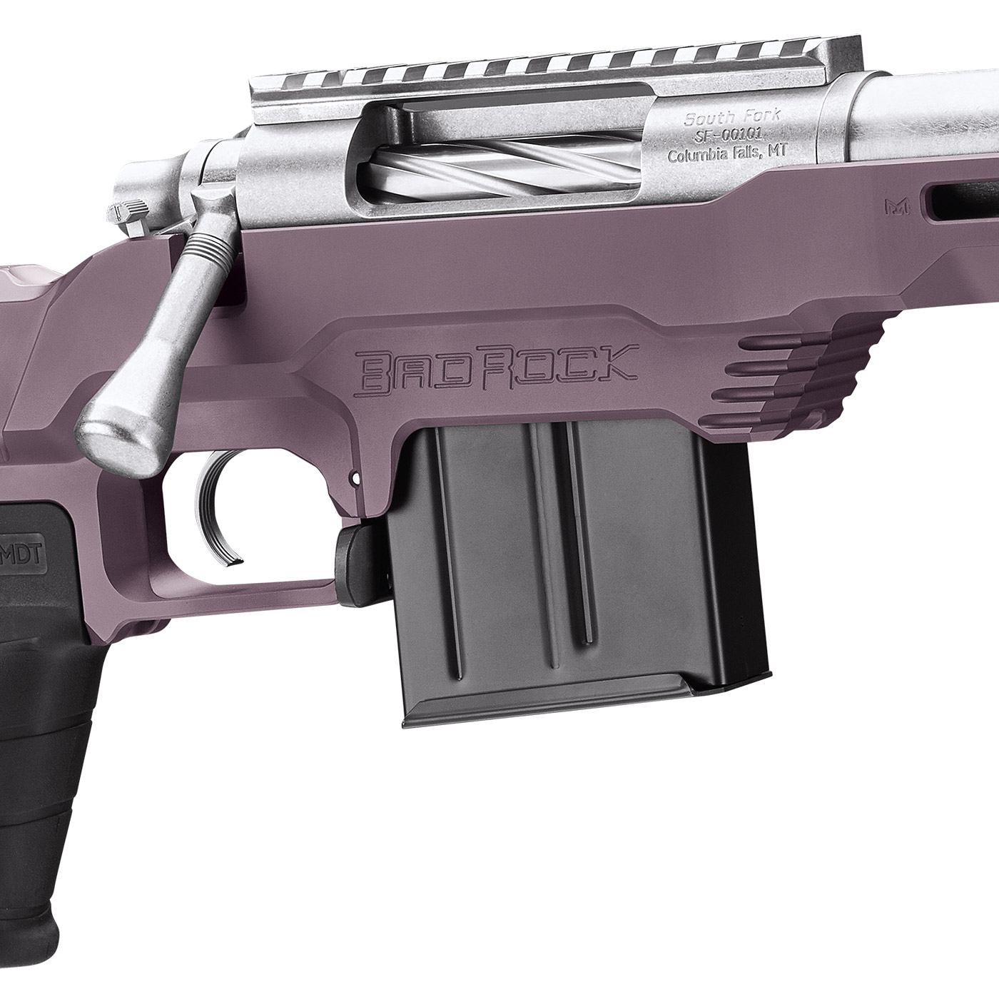 BadRock Precision Rifles South Fork - Firearms for tactical