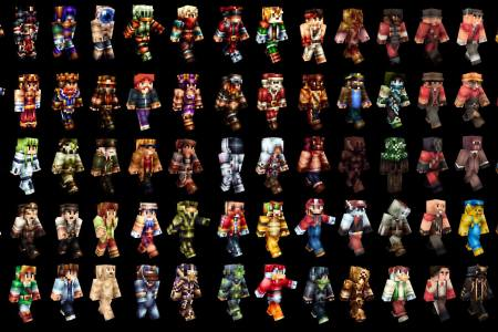 Foto De Skin De Minecraft Download Full HD MAPS Locations - Minecraft spielen download